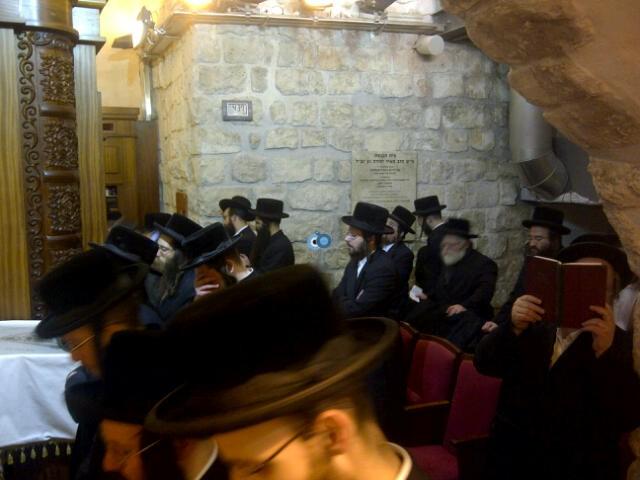 יום עיון חרדים נדבורנא רובע היהודי צילם 24 (25)