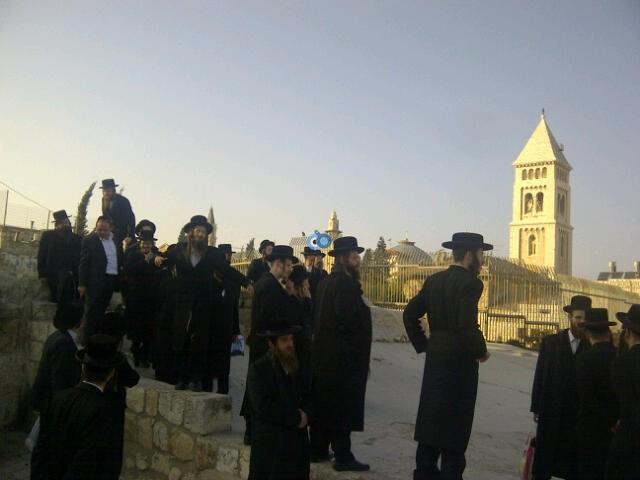 יום עיון חרדים נדבורנא רובע היהודי צילם 24 (4)