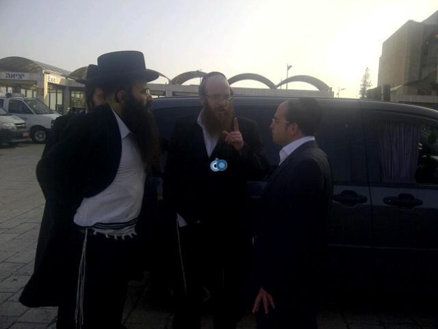 יום עיון חרדים נדבורנא רובע היהודי צילם 24 (41)