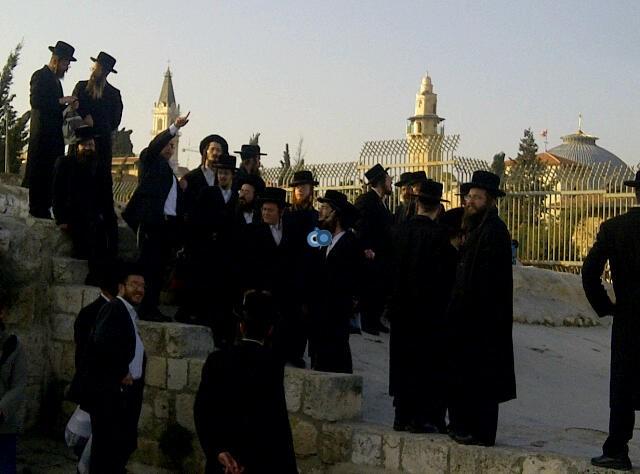 יום עיון חרדים נדבורנא רובע היהודי צילם 24 (6)