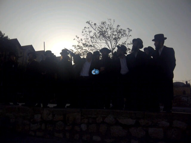 יום עיון חרדים נדבורנא רובע היהודי צילם 24 (8)