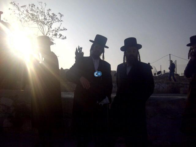 יום עיון חרדים נדבורנא רובע היהודי צילם 24 (9)