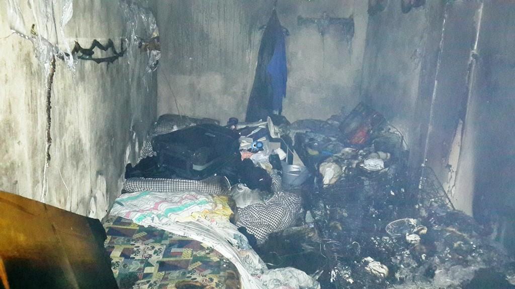 שריפה ישיבה  רחמסטריווקא  צילם דובר כבאות והצלה אודי גל (7)