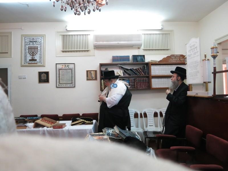 האדמו''ר מבעלזא כפר הנופש הרי''ף צילם מגזין הציבור החרדי (20)