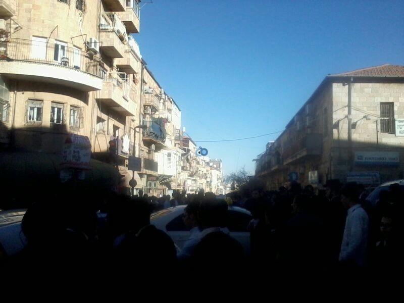 הפגנה כיכר השבת הפגנה שקטה צילם שמואל בן ישי 24 (4)