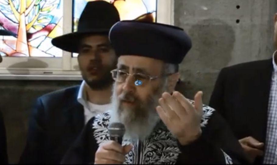 הרב יצחק יוסף באילת 5