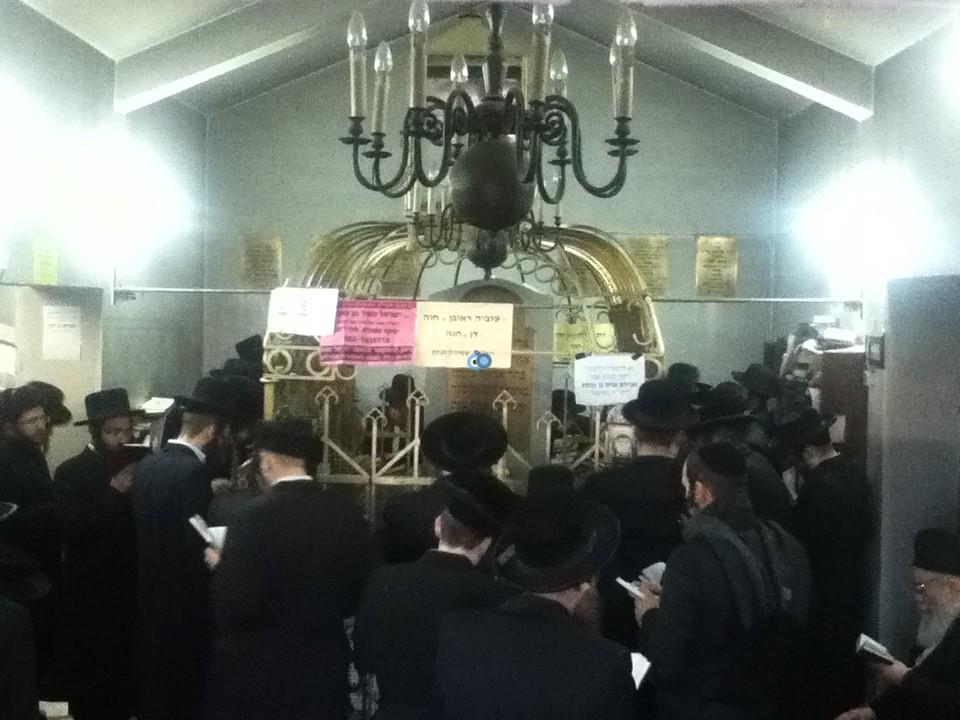 ליז'ענסק ליזענסק עליה לציון  צילום אליעזר סמט חדשות 24 (10)
