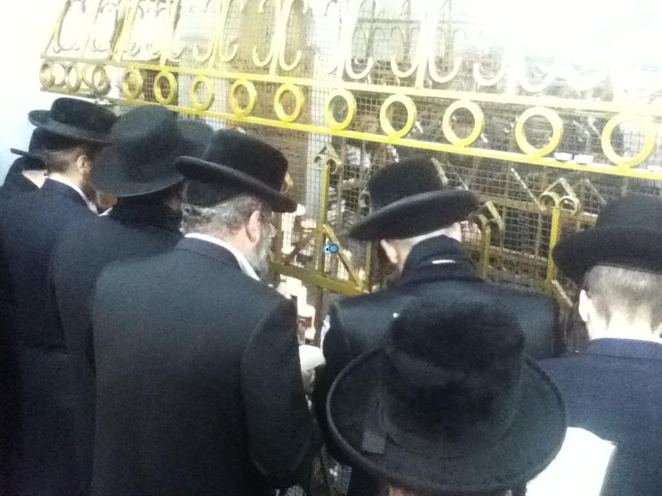 ליז'ענסק ליזענסק עליה לציון  צילום אליעזר סמט חדשות 24 (13)