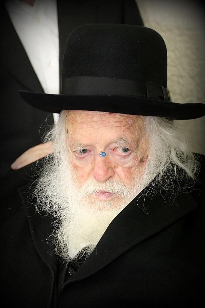 מעמד סיום השס בהשתתפות גדולי ישראל - צלום אלי קובין (12)
