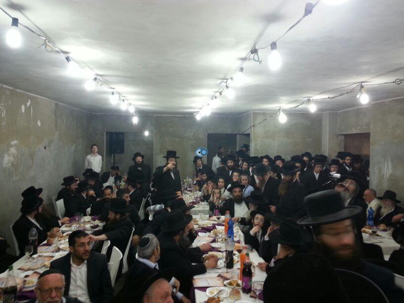 מגבית ספינקא עם רבי אלימלך בידרמן זלמנוביץ זייברט צילם מוטי איצקוביץ 24 (2)
