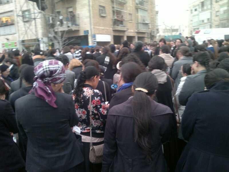 נשים עצרת 4