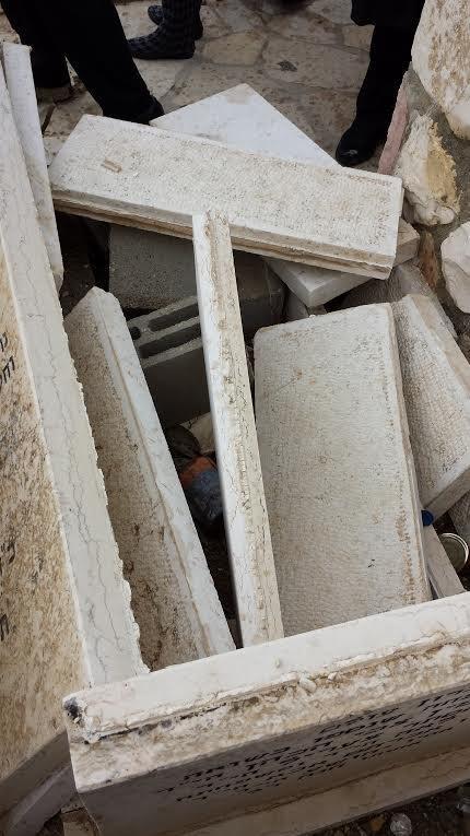 קבר חילול הר הזיתים צילם משה מזרחי 24 (2)