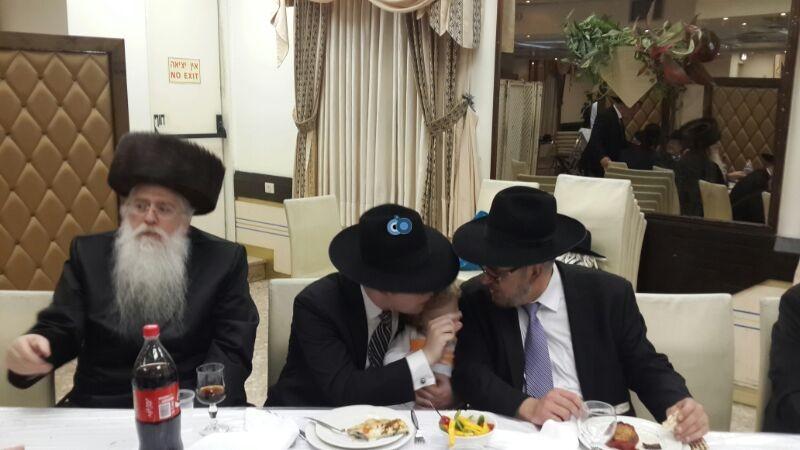 ברית נכד יעקב אשר זייבארט פרוש מאיר ו ישראל פרוש צילם קוקר משיף (8)