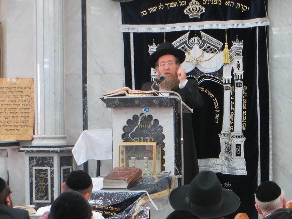 הגרש''צ רוזנבלט שיעור חג פסח ע''ד עם הרב דינר צילם שיף (21)