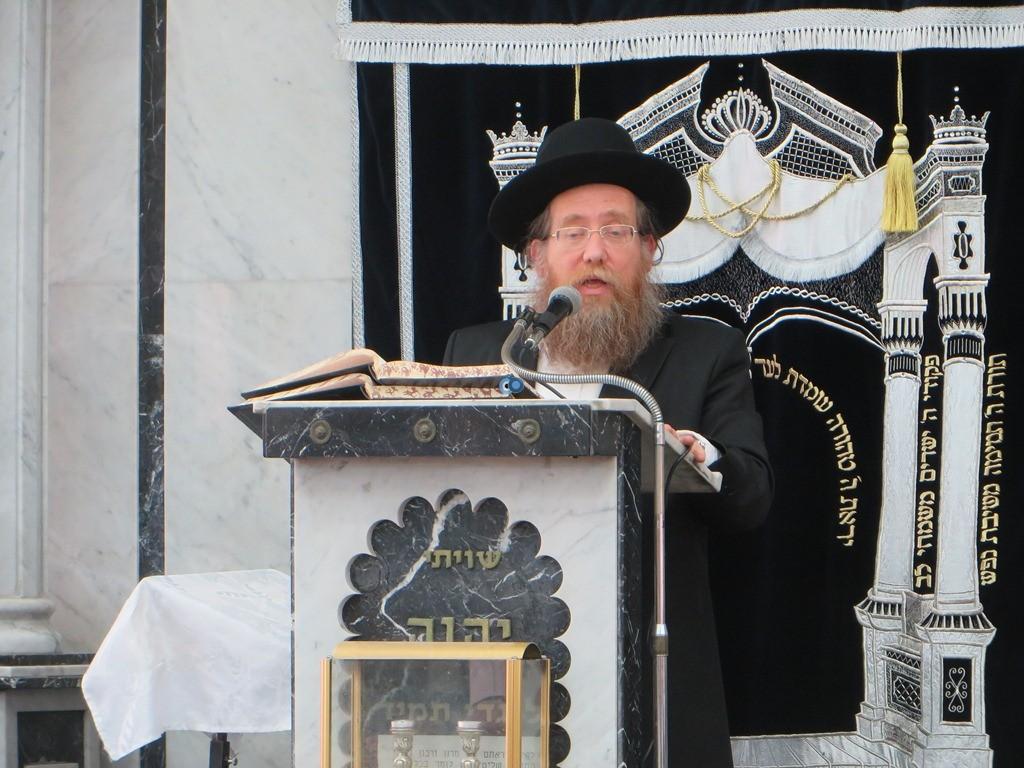 הגרש''צ רוזנבלט שיעור חג פסח ע''ד עם הרב דינר צילם שיף (7)