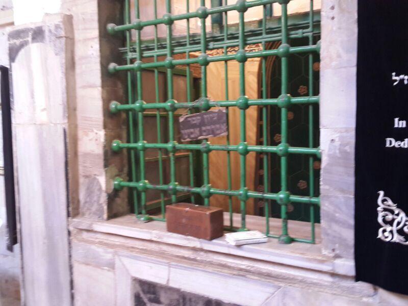 המונים בקבר רחל ומערת המכפלה בערח  אייר צילם יוסף חיים בן ציון 24(10)