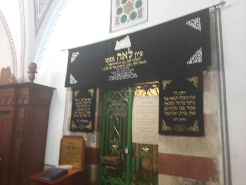 המונים בקבר רחל ומערת המכפלה בערח  אייר צילם יוסף חיים בן ציון 24(14)