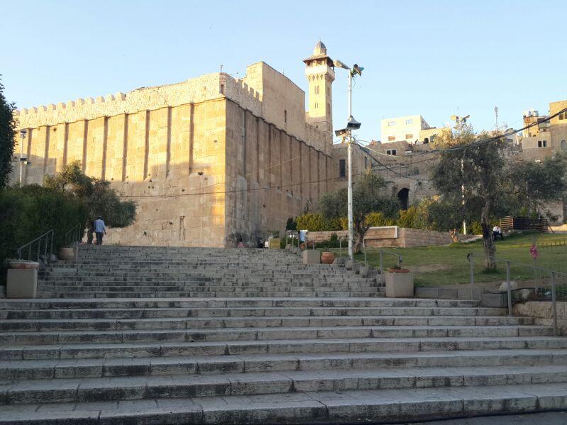 המונים בקבר רחל ומערת המכפלה בערח  אייר צילם יוסף חיים בן ציון 24(18)