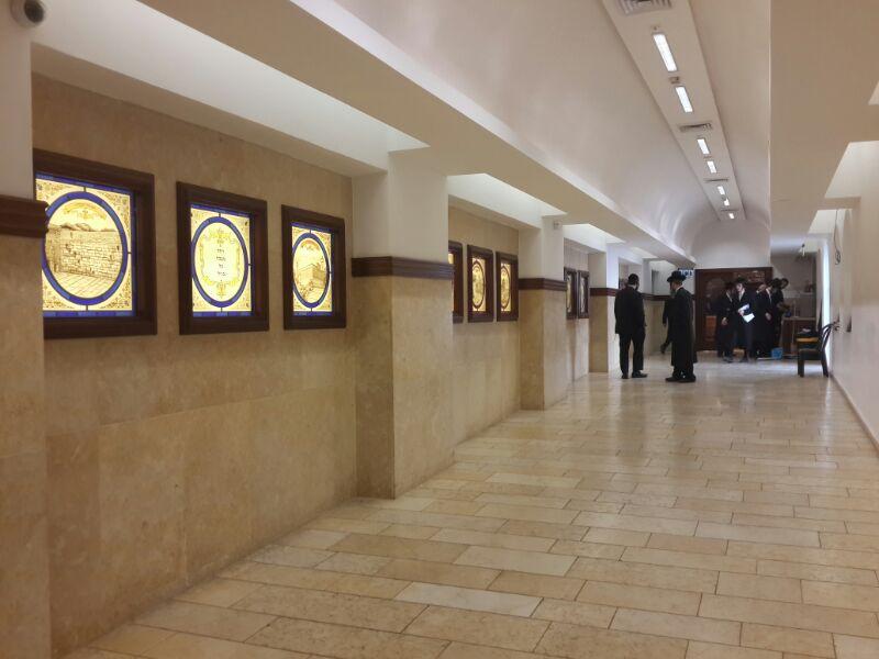 המונים בקבר רחל ומערת המכפלה בערח  אייר צילם יוסף חיים בן ציון 24(4)