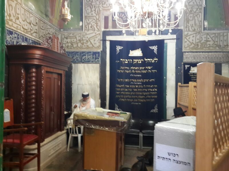 המונים בקבר רחל ומערת המכפלה בערח  אייר צילם יוסף חיים בן ציון 24(7)