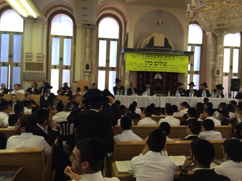 הרב כהן עם דרעי שיעור פסח עד צילם ישראל אוחיון 24 (3)