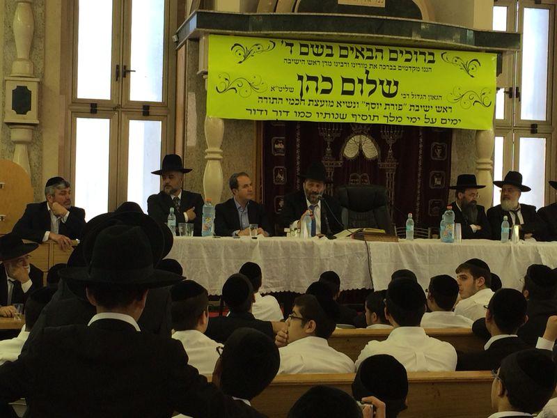 הרב כהן עם דרעי שיעור פסח עד צילם ישראל אוחיון 24 (4)