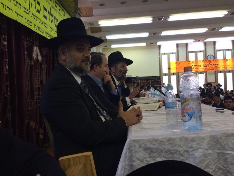 הרב כהן עם דרעי שיעור פסח עד צילם ישראל אוחיון 24 (9)