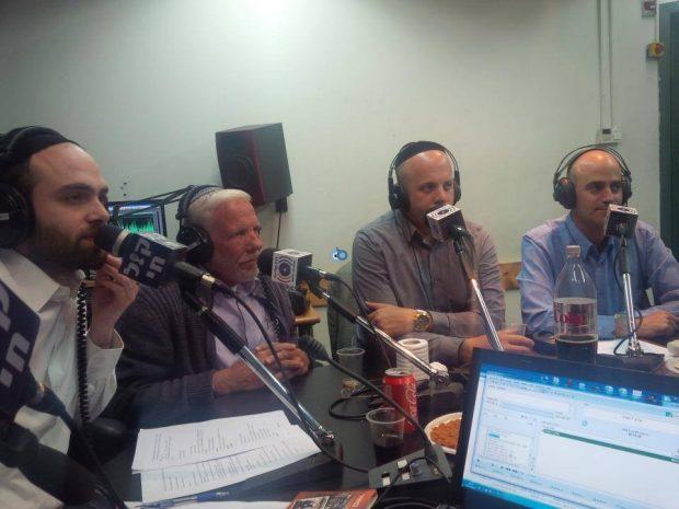 חגיגת נוסטלגיה - ערוץ 7 ברדיו קול חי