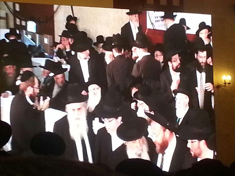 כינוס לב לאחים ניסן תשע''ד ער''ח אייר עד צילם יעקב כהן חדשות 24 (100)