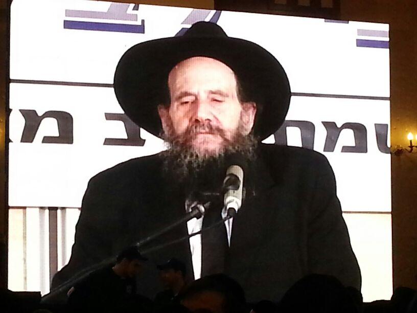 כינוס לב לאחים ניסן תשע''ד ער''ח אייר עד צילם יעקב כהן חדשות 24 (110)