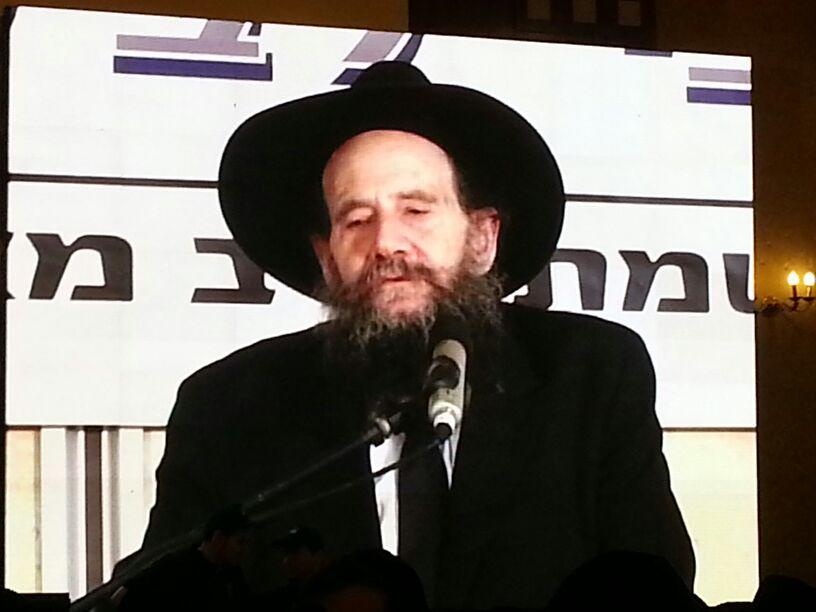 כינוס לב לאחים ניסן תשע''ד ער''ח אייר עד צילם יעקב כהן חדשות 24 (111)