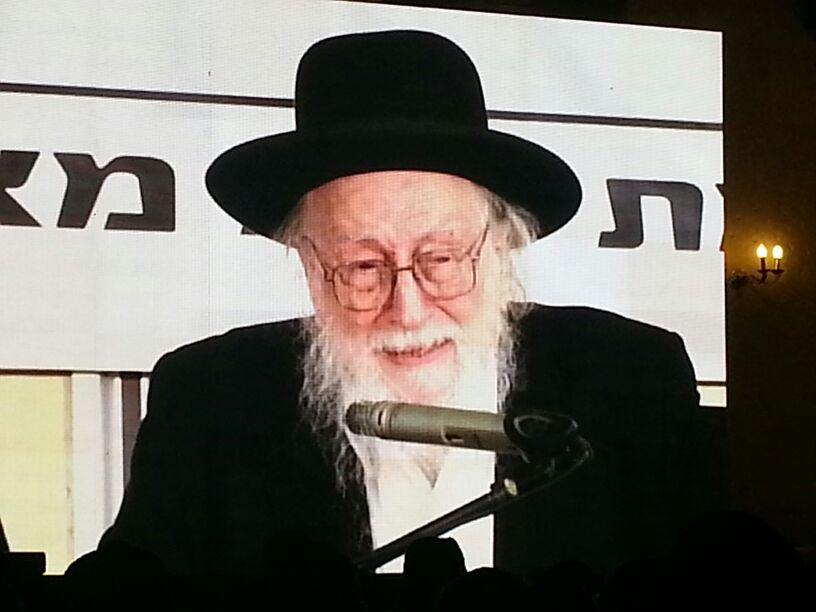 כינוס לב לאחים ניסן תשע''ד ער''ח אייר עד צילם יעקב כהן חדשות 24 (112)