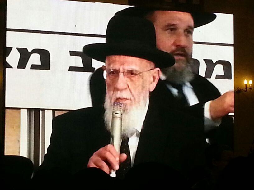 כינוס לב לאחים ניסן תשע''ד ער''ח אייר עד צילם יעקב כהן חדשות 24 (113)