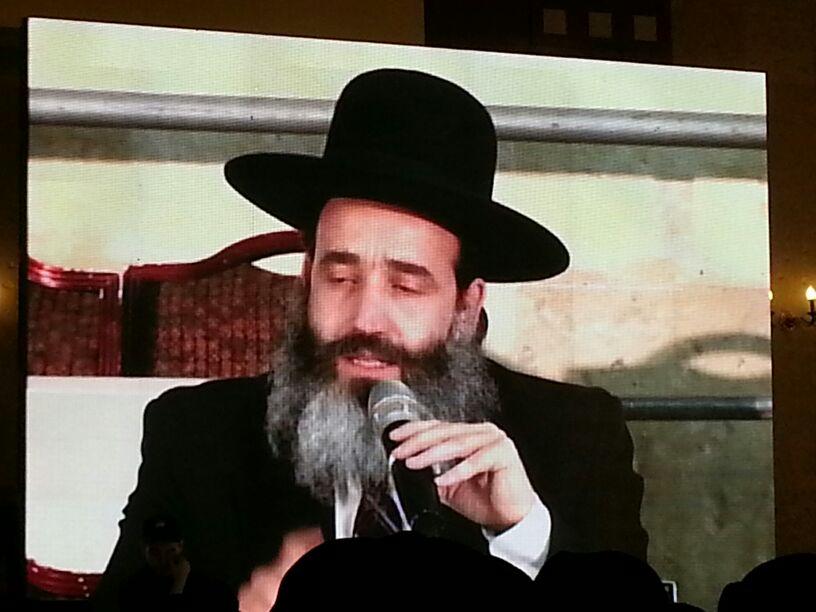 כינוס לב לאחים ניסן תשע''ד ער''ח אייר עד צילם יעקב כהן חדשות 24 (120)