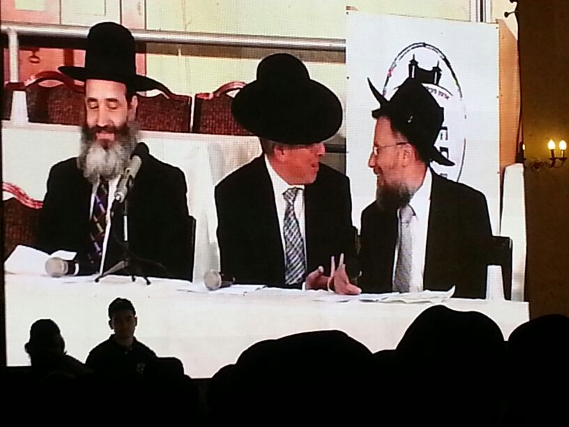 כינוס לב לאחים ניסן תשע''ד ער''ח אייר עד צילם יעקב כהן חדשות 24 (121)