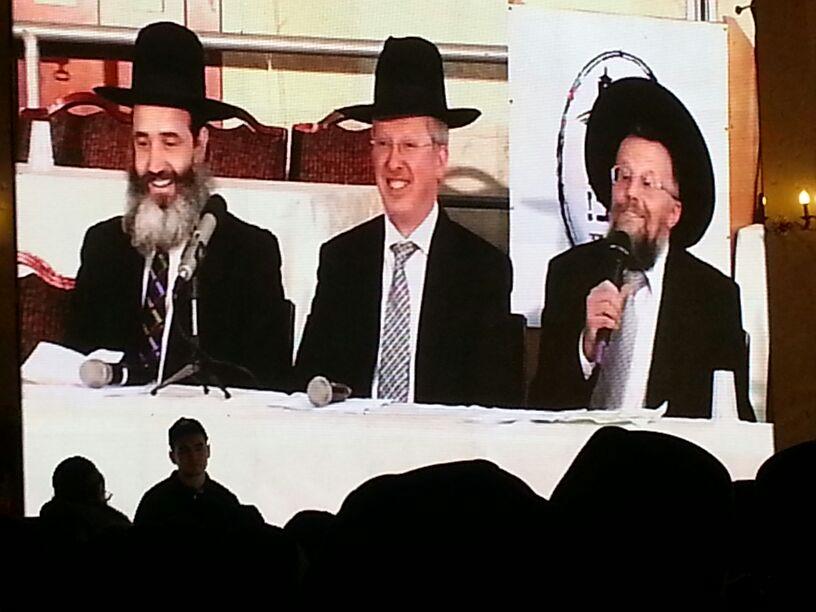 כינוס לב לאחים ניסן תשע''ד ער''ח אייר עד צילם יעקב כהן חדשות 24 (122)