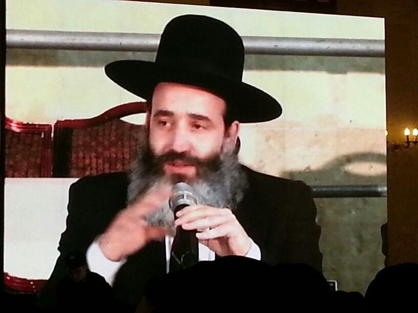 כינוס לב לאחים ניסן תשע''ד ער''ח אייר עד צילם יעקב כהן חדשות 24 (124)