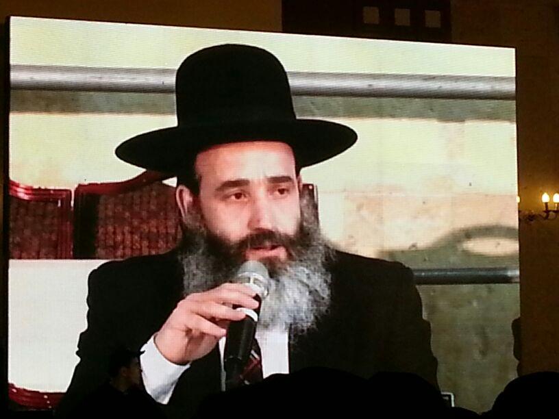 כינוס לב לאחים ניסן תשע''ד ער''ח אייר עד צילם יעקב כהן חדשות 24 (125)