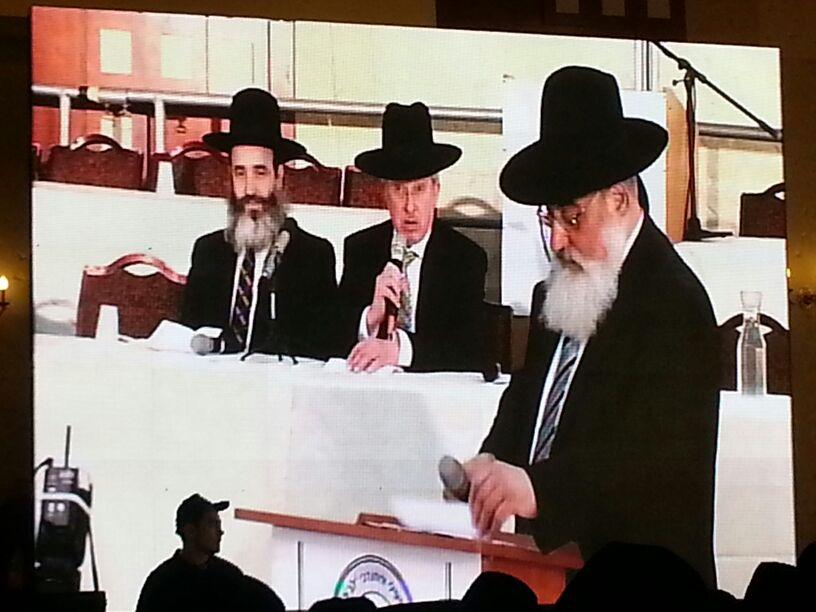 כינוס לב לאחים ניסן תשע''ד ער''ח אייר עד צילם יעקב כהן חדשות 24 (127)