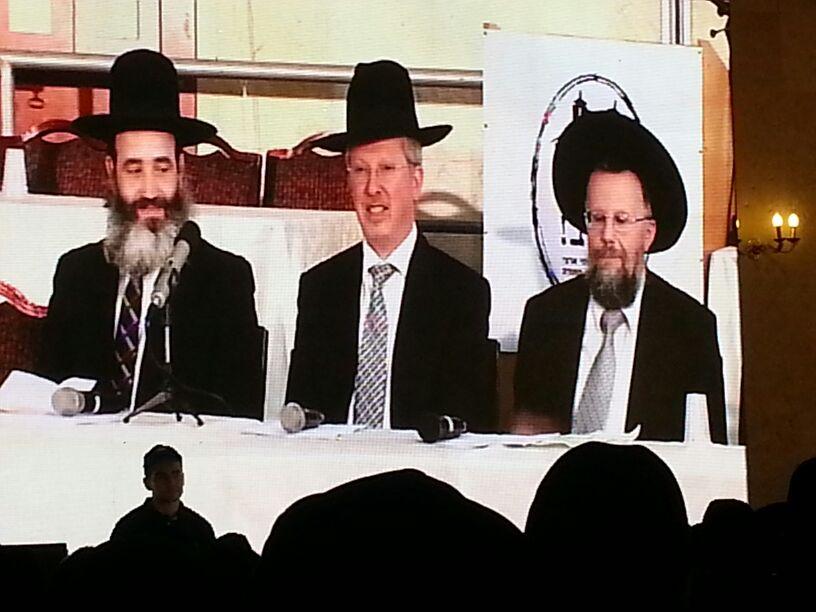 כינוס לב לאחים ניסן תשע''ד ער''ח אייר עד צילם יעקב כהן חדשות 24 (128)
