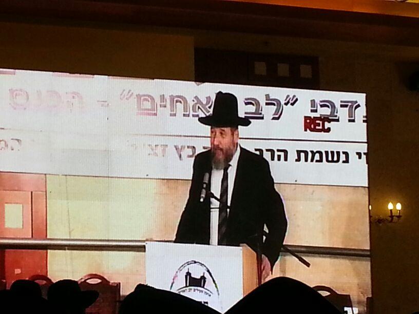 כינוס לב לאחים ניסן תשע''ד ער''ח אייר עד צילם יעקב כהן חדשות 24 (129)