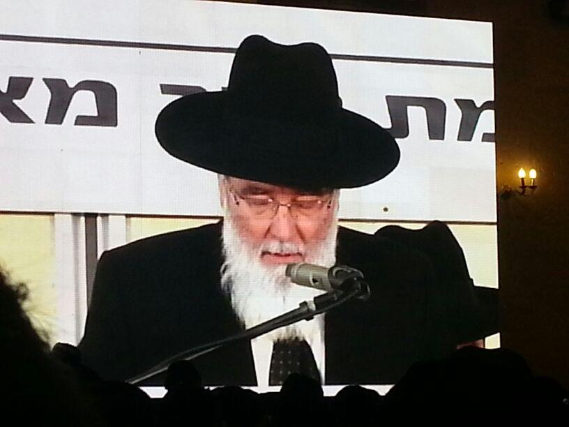 כינוס לב לאחים ניסן תשע''ד ער''ח אייר עד צילם יעקב כהן חדשות 24 (13)