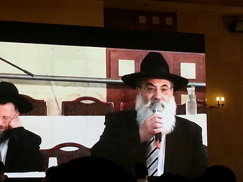 כינוס לב לאחים ניסן תשע''ד ער''ח אייר עד צילם יעקב כהן חדשות 24 (130)