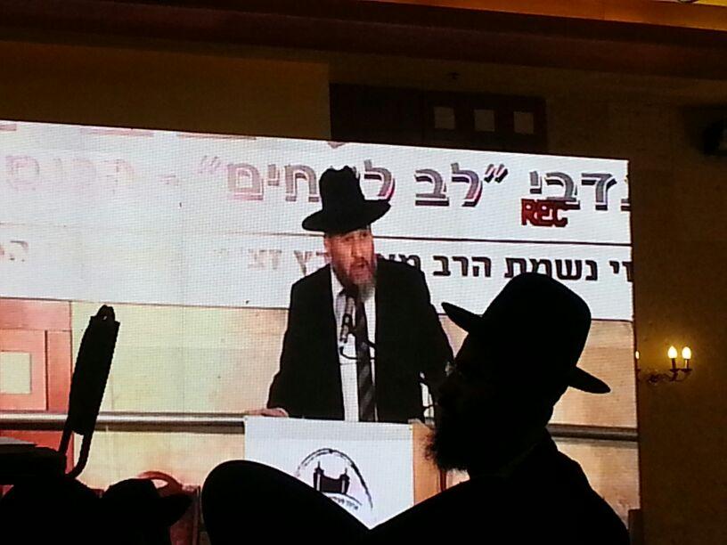 כינוס לב לאחים ניסן תשע''ד ער''ח אייר עד צילם יעקב כהן חדשות 24 (131)
