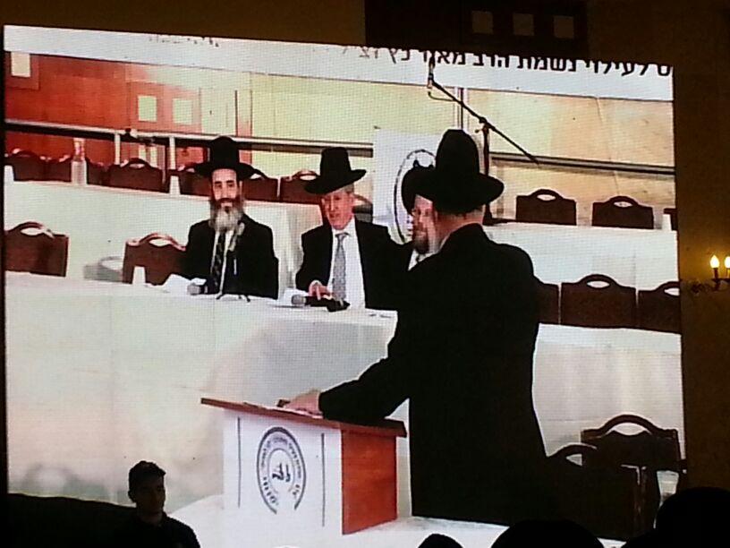 כינוס לב לאחים ניסן תשע''ד ער''ח אייר עד צילם יעקב כהן חדשות 24 (135)