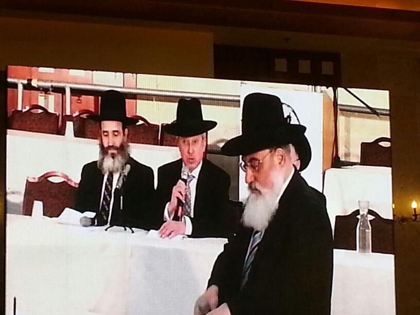 כינוס לב לאחים ניסן תשע''ד ער''ח אייר עד צילם יעקב כהן חדשות 24 (136)