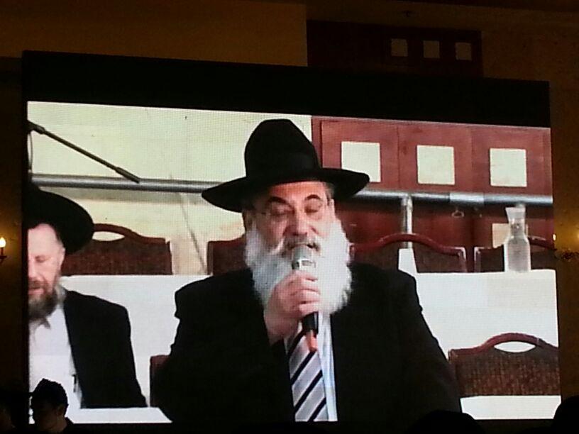כינוס לב לאחים ניסן תשע''ד ער''ח אייר עד צילם יעקב כהן חדשות 24 (137)