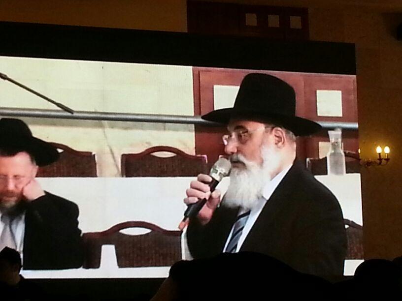 כינוס לב לאחים ניסן תשע''ד ער''ח אייר עד צילם יעקב כהן חדשות 24 (138)