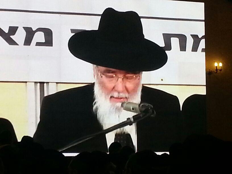 כינוס לב לאחים ניסן תשע''ד ער''ח אייר עד צילם יעקב כהן חדשות 24 (139)