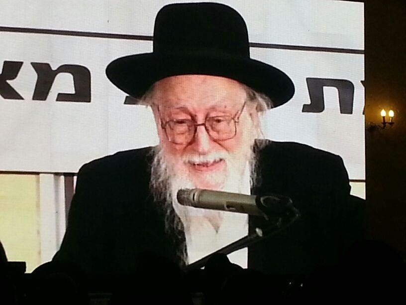 כינוס לב לאחים ניסן תשע''ד ער''ח אייר עד צילם יעקב כהן חדשות 24 (144)